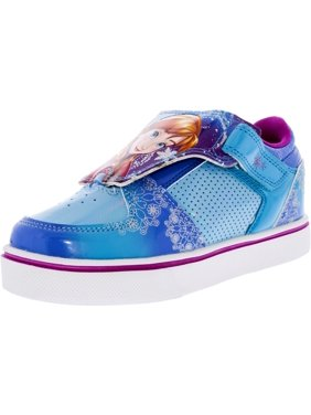 Heelys Girl's Twister X2 Blue / Silver Ankle-High Skateboarding Shoe - 13M