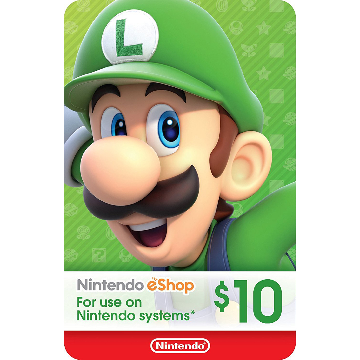 eCash - Nintendo eShop Gift Card $10 (Digital Download)