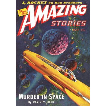 Amazing Stories May 1944: Replica Edition by