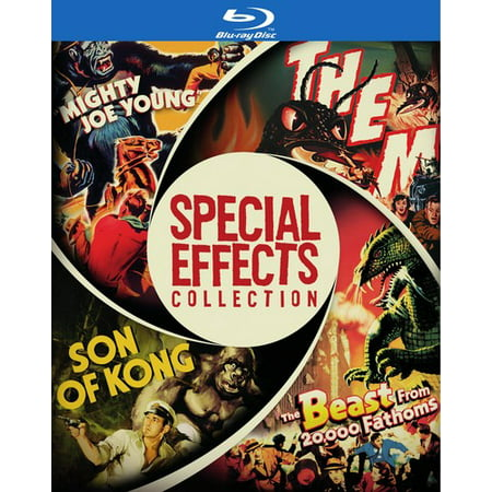 Special Effects Collection (Blu-ray)