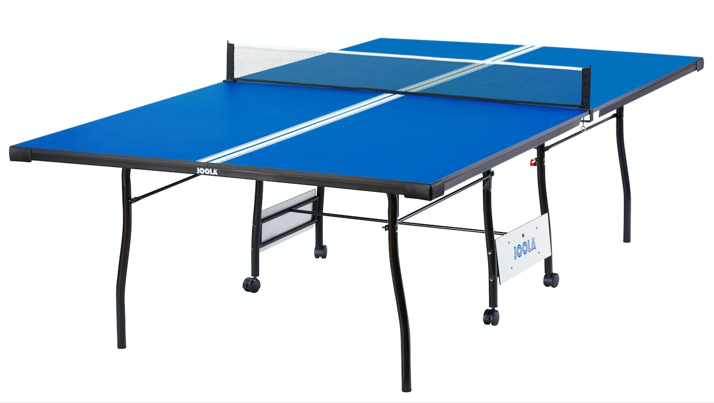 Joola Envoy Indoor Table Tennis Table With Ping Pong Net And