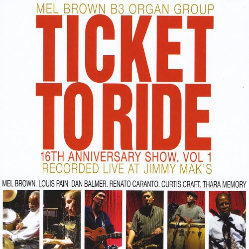 16th Anniversary Show 1: Ticket to Ride