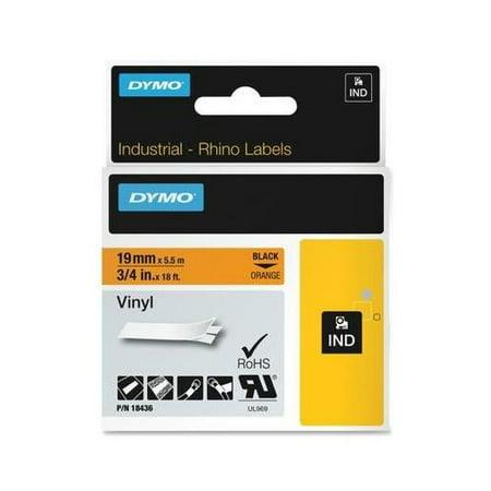 Dymo RhinoPRO Industrial Vinyl Tape DYM18436 by