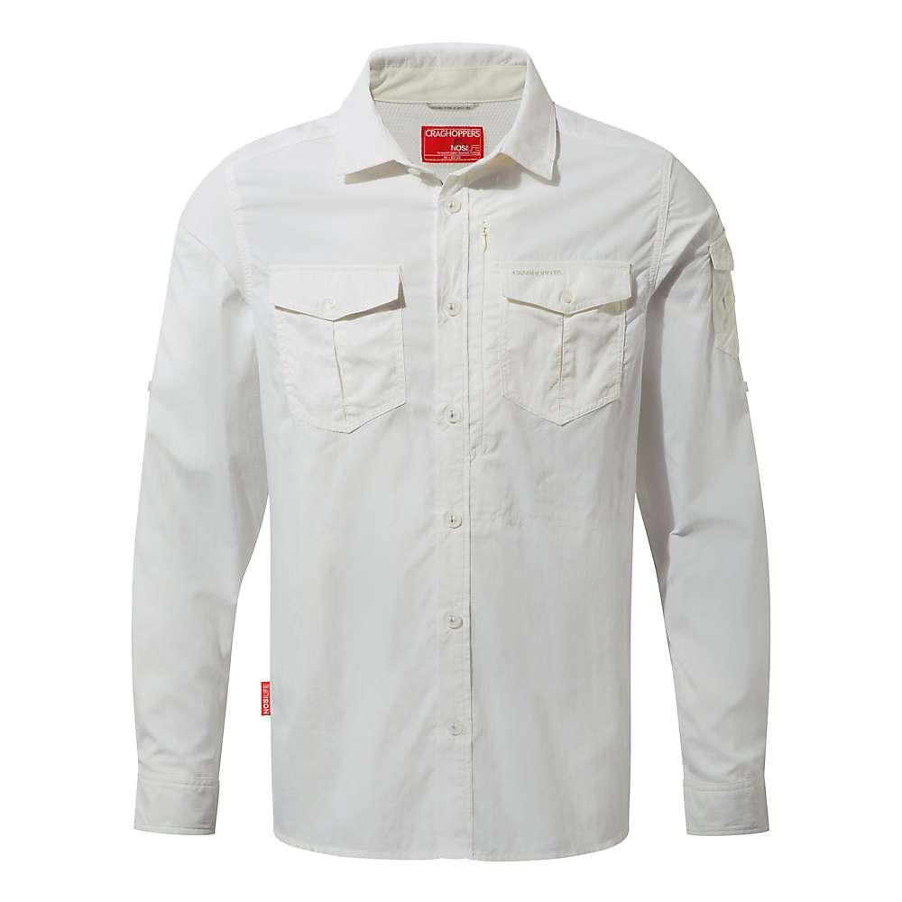 Craghoppers Men's NosiLife Adventure LS Shirt