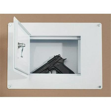 Homak WS00017001 High-Security Steel Wall Safe