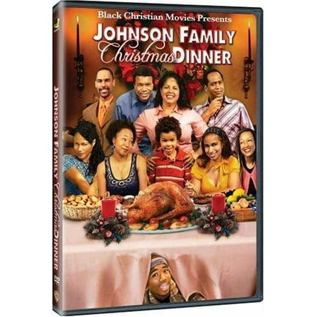 Johnson Brothers Christmas - Johnson Family Christmas Dinner (DVD)