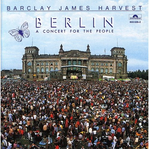 Berlin: Concert For The People