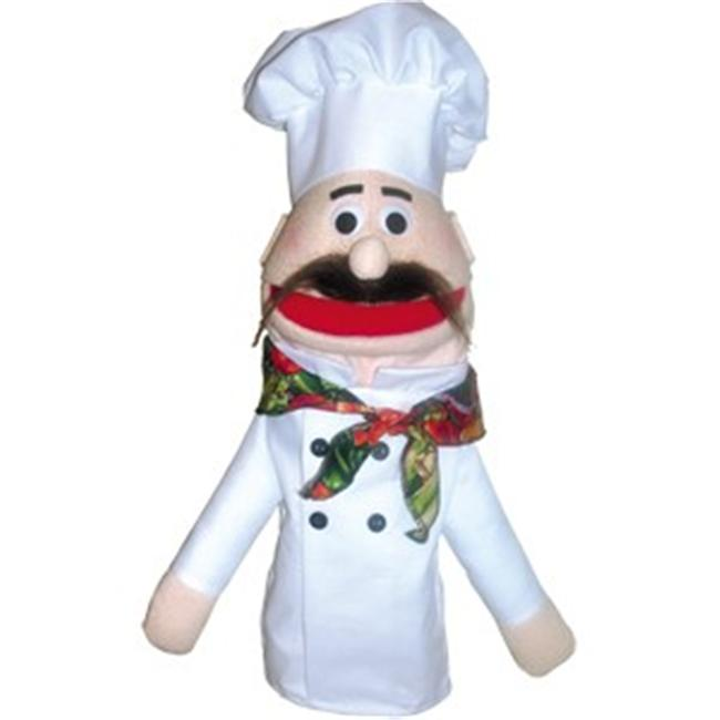 Get Ready 431C Get Ready Kids Chef Puppet