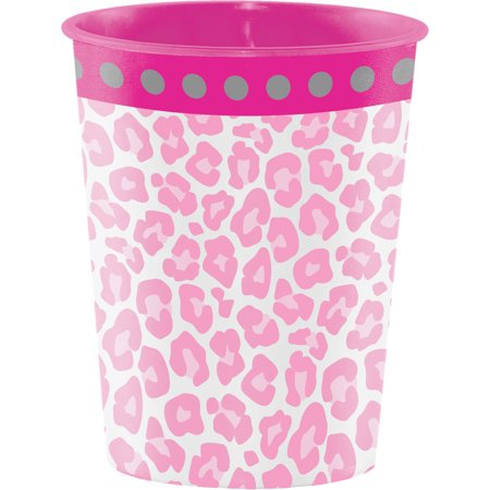 Sparkle Spa Party 16 oz Plastic Cup - Sparkle Party