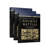 The Encyclopedia of Ancient Battles, 3 Volume Set (Hardcover)