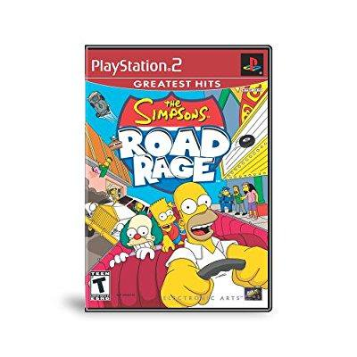 The Simpsons: Road Rage (Simpsons Road Rage Cheats Ps2 Unlock All Characters)