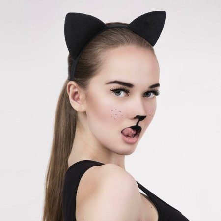 Homemade Male Halloween Costumes 2019 (Cat Fox Ears Headband Costume Anime Neko Cosplay Hair Party)