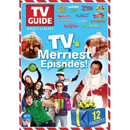 TV Guide Spotlight: TV's Merriest Holiday Episodes (DVD)