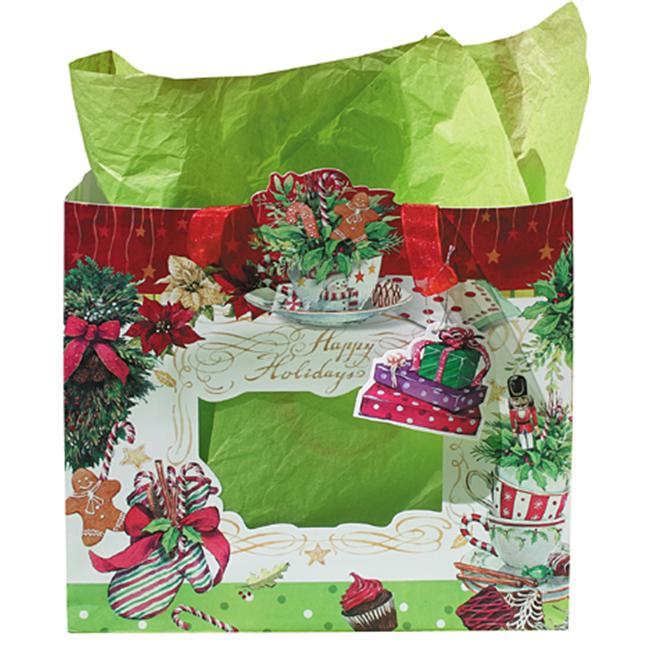 Lissom Design 41040 Large Gift Bag - HT
