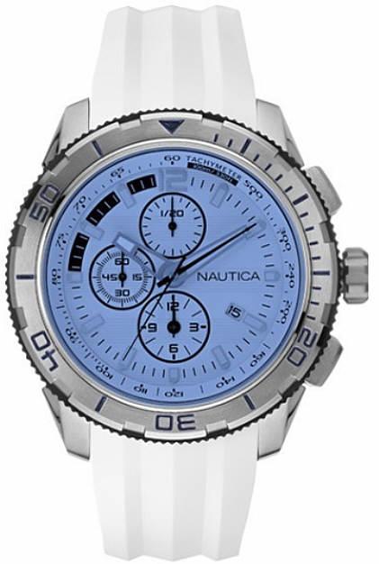 NAUTICA MEN'S WATCH NST 101 48MM by Nautica