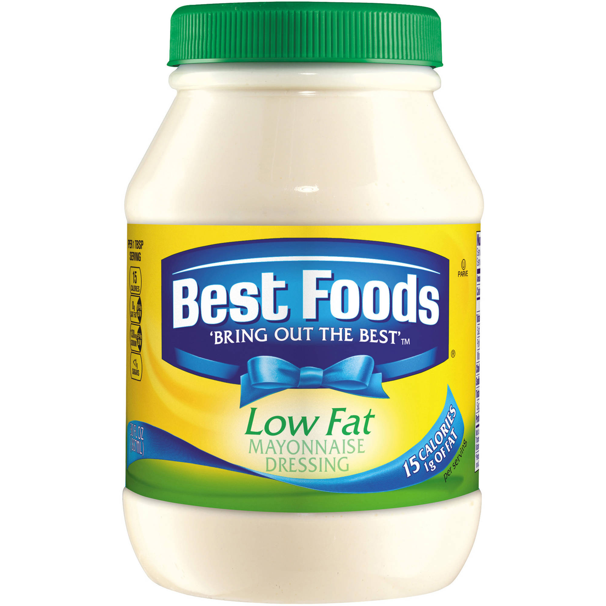 Best Foods Low Fat Mayonnaise Dressing, 30 fl oz