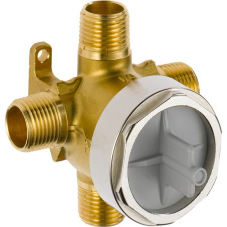 Delta R11000 Universal Diverter Rough-In Valve - For Use with All Delta 3 or 6 F