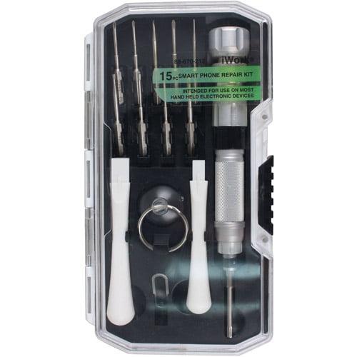 Olympia Tools 15-Piece Smart Phone Repair Kit