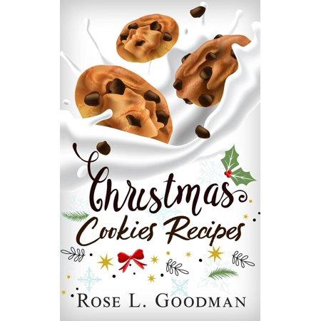 Christmas Cookies Recipes - eBook ()