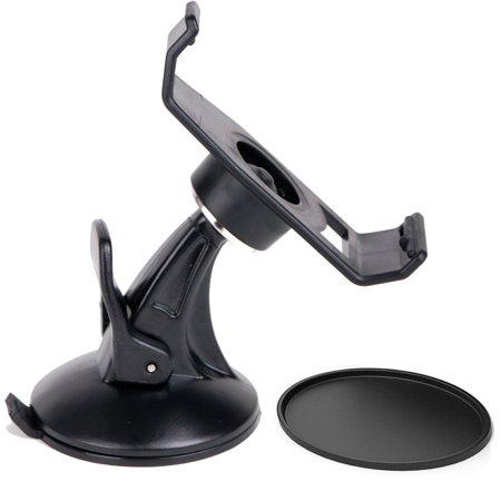 Car Mount Holder+Suction Cup Mount for Garmin Nuvi 200/205/250/255/260W 265T 265WT 270 275/465T GPS, EEEKit 2 in 1 Kit](garmin gps motorcycle mount)