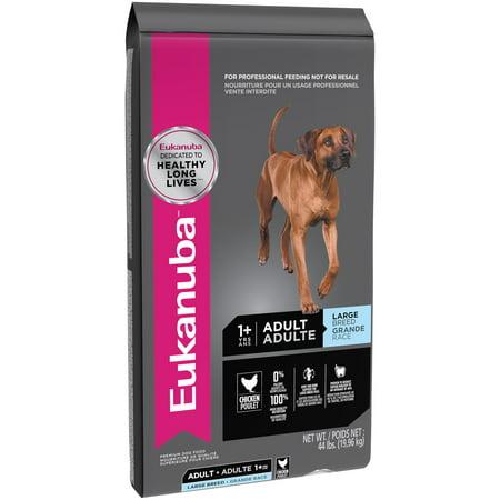 Eukanuba Adult Large Breed Dry Dog Food, 44 Lb
