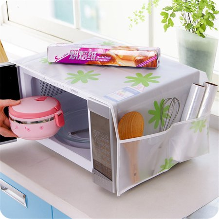 Kitchen Tool Home Waterproof Oil Dust Double Pockets Microwave Oven (Double Gas Oven)
