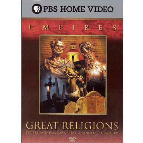 Empires: Great Religions - People And Passions That Changed The World