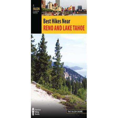 Best Hikes Near Reno and Lake Tahoe - eBook (Best Lakes Near Salzburg)