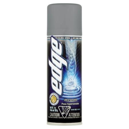 Edge Shave Gel For Men Ultra Sensitive - 7 -