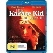 Karate Kid: Part 3 (Blu-ray) by