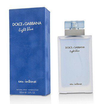 bc0f64f38 Dolce   Gabbana - Light Blue Eau Intense Eau De Parfum Spray 100ml ...