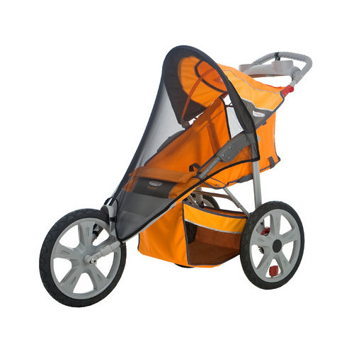 InSTEP Accessory Single Fixed Wheel Stroller Bug Cover