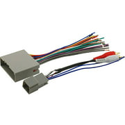 SCOSCHE FDK11B- 2003-up Select Ford Audiophile Sound Systems Wire Harness / Connector for Car Radio / Stereo Installation