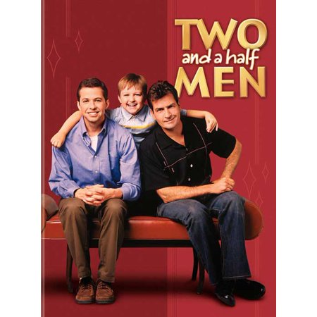 Two and a Half Men (2003) 11x17 TV Poster (Two And A Half Men Judith Pregnant)