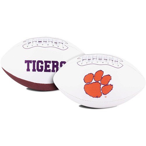 Rawlings Signature Series Full-Size Football, Clemson Tigers