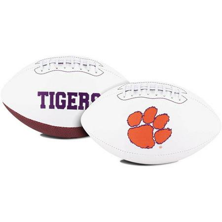 Rawlings Signature Series Full-Size Football, Clemson -