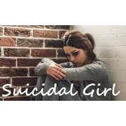 Suicidal Girl - eBook