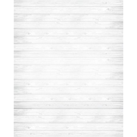 XDDJA Polyester Fabric 5x7ft Photography Backdrop Mondern Style White Wood Board Theme for Children Baby Photo Background Studio Props - image 2 of 2