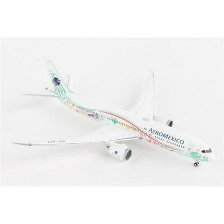 Gemini GJ1669 Aeromexico 787-9 1-400 Reg No. Xa-Adl Quetzalcoatl Aircraft