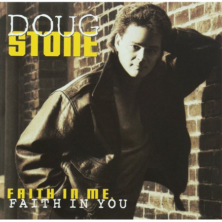 Faith In Me, Faith In You By Doug Stone Format Audio CD Ship from (Best Audio Shop Tokyo)