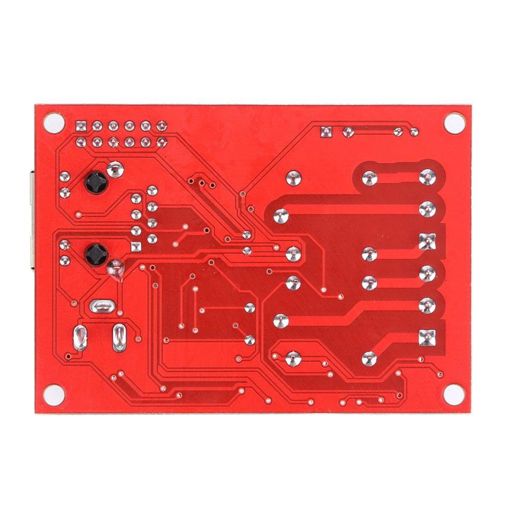 Lan Ethernet 2 Way Relay Board Delay Switch Tcp Udp Controller Using Module Web Server Electronic Kit Circuit