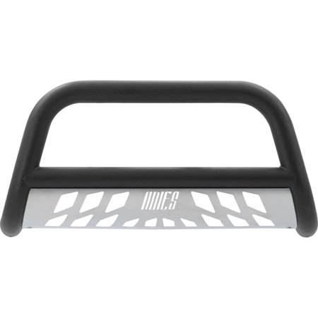 - Aries P35-4013 Bull Bar, Powdercoated Textured Black Steel, Front