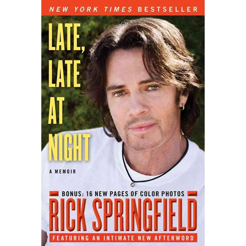 Late, Late at Night: A Memoir
