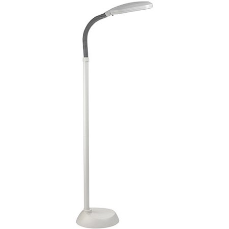 Daylight Naturalight Hobby Floor Lamp, White