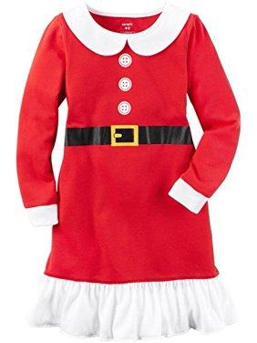 61fdc200b55b Carter s Little Girls Nightgowns - Walmart.com