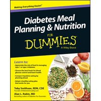 For Dummies: Diabetes Meal Planning and Nutrition for Dummies (Paperback)