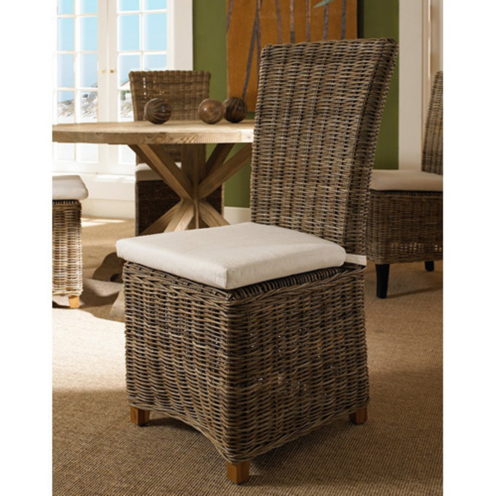 Padmas Plantation Nico Dining Chair