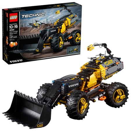 LEGO Technic Volvo Concept Wheel Loader ZEUX 42081 ()