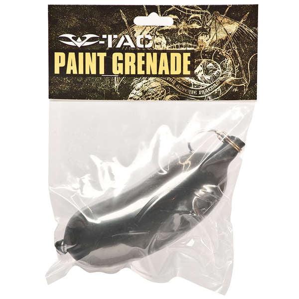Valken V-Tac Paintball Grenade - Green Fill