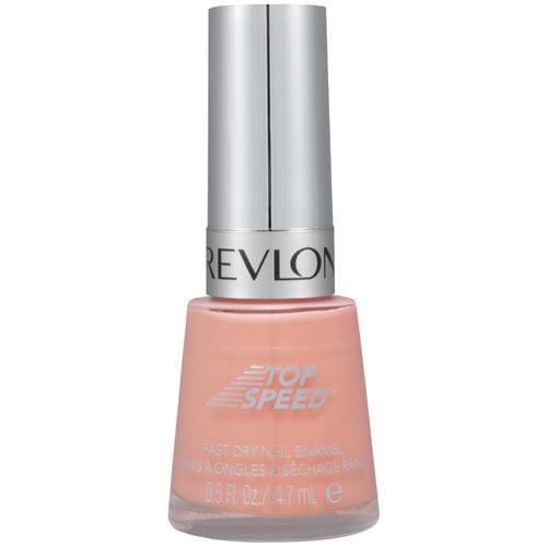Revlon Top Speed Fast Dry Nail Enamel, 405 Peach, 0.5 fl oz